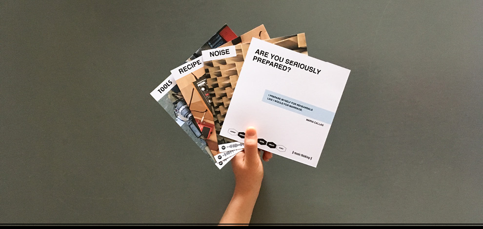 Beautiful workshop cards for ideation, onboarding, off-boarding rituals