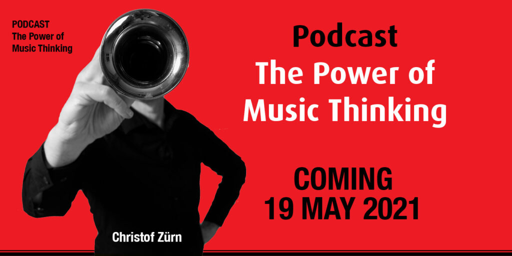 Podcast The Power of Music Thinking