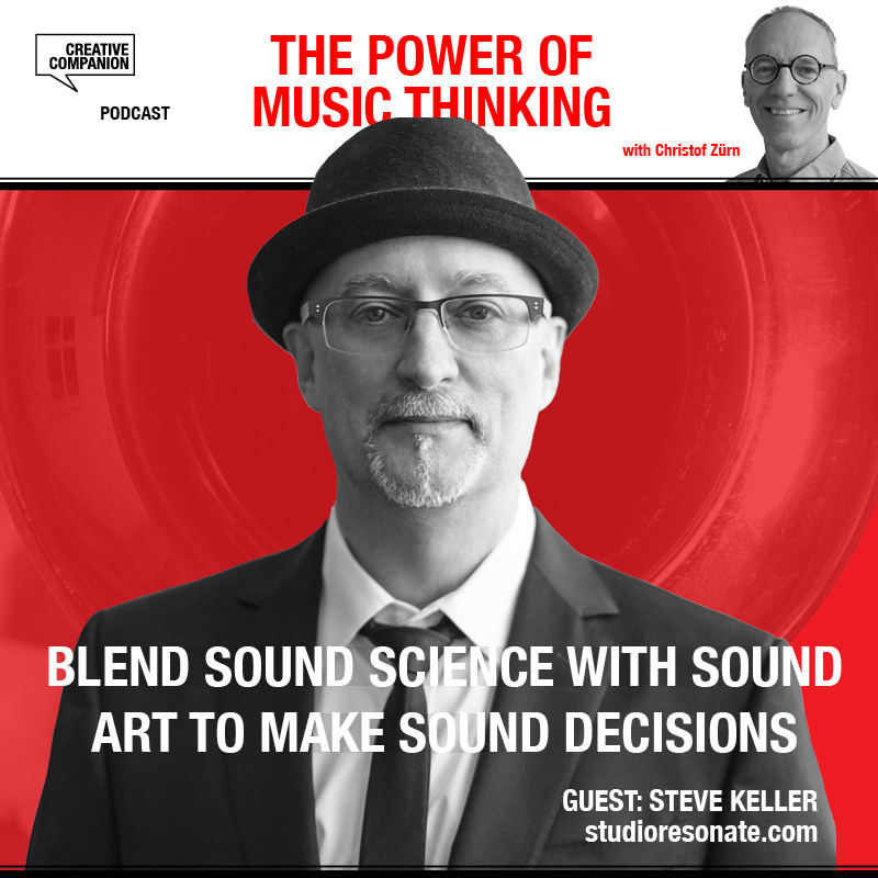 The Power of Music Thinking Podcast
