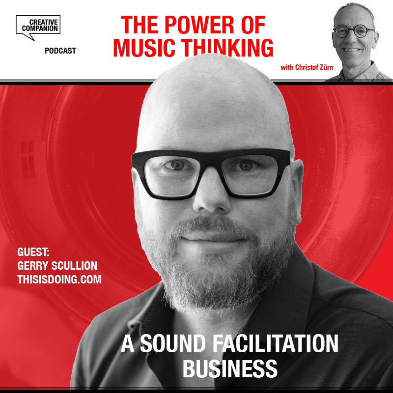 Sound Facilitation Business with Gerry Scullion